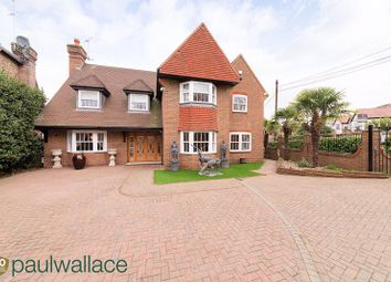 Thumbnail 5 bed detached house for sale in St. James Road, Goffs Oak, Waltham Cross