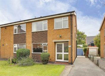 3 bed semi-detached house for sale in Querneby Road, Mapperley, Nottinghamshire NG3