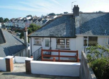 Thumbnail 1 bed flat for sale in Colley End Road, Paignton