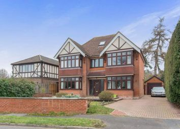 Thumbnail 5 bedroom detached house for sale in Chandler's Ford, Eastleigh, Hampshire