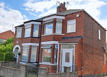 Thumbnail 3 bed semi-detached house for sale in Bethune Avenue, Hull
