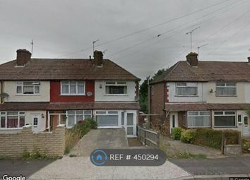 Thumbnail 2 bed end terrace house to rent in Hawthorn Road, Kent