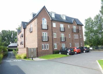 Thumbnail 2 bed flat to rent in Wheelock House, Barony Road, Nantwich
