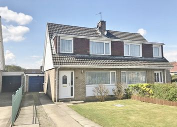 Thumbnail 3 bedroom semi-detached house for sale in Carrfield, Woodthorpe, York