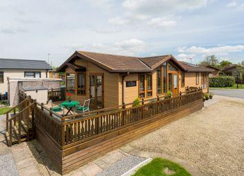 Thumbnail 2 bed mobile/park home for sale in Minskip Road, Boroughbridge, York