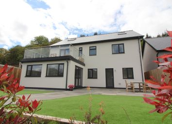 Thumbnail 6 bed detached house for sale in The Glade, Wyllie, Blackwood