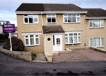 Thumbnail 4 bedroom semi-detached house for sale in Vauxhall Close, Sheffield