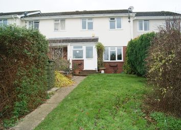 Thumbnail 2 bed terraced house for sale in Marlborough Close, Musbury, Axminster