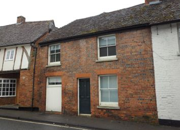 Thumbnail 3 bed terraced house to rent in George Street, Kingsclere, Newbury