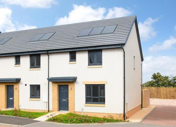 """Thumbnail 3 bedroom end terrace house for sale in """"Coull"""" at Gilmerton Station Road, Edinburgh"""