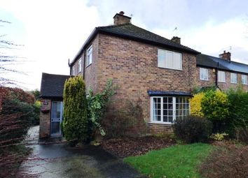 Thumbnail 3 bed end terrace house for sale in Bentside Road, Disley, Stockport, Cheshire