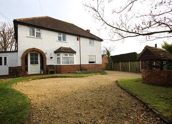 Thumbnail 4 bedroom detached house to rent in Hillend Road, Twyning, Tewkesbury
