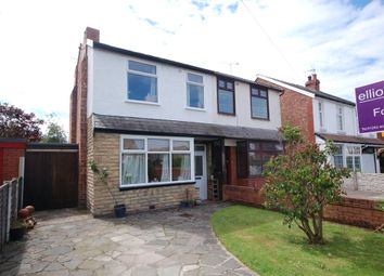 Thumbnail 4 bed semi-detached house for sale in Pedders Lane, Blackpool