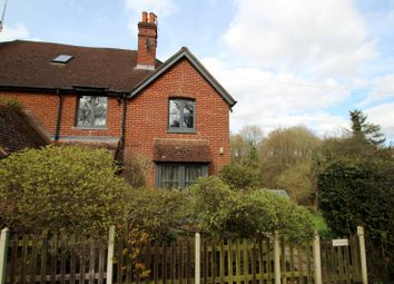 Thumbnail 1 bed semi-detached house to rent in Mill Bottom, Holmwood, Dorking