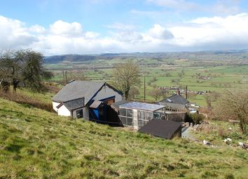 Thumbnail 2 bed detached house for sale in Trewern, Welshpool