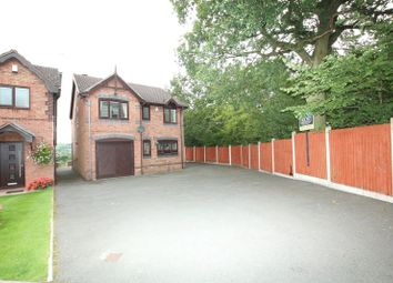 Thumbnail 4 bed detached house to rent in Dunnock Way, Biddulph, Stoke-On-Trent