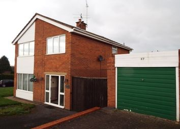 Thumbnail 3 bed property to rent in Newton Leys, Burton On Trent, Staffordshire