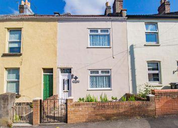 Thumbnail 2 bed terraced house for sale in Herbert Crescent, Eastville, Bristol