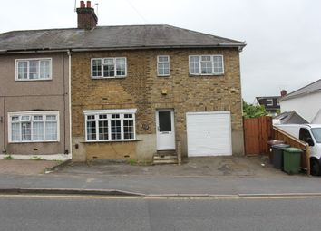 Thumbnail 4 bed semi-detached house to rent in Mutton Lane, Potters Bar