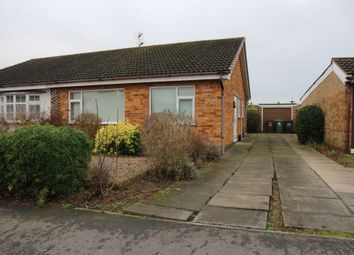 Thumbnail 2 bed bungalow for sale in Bracken Dale, East Goscote
