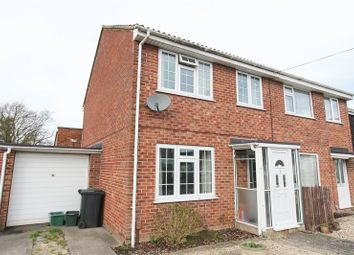 Thumbnail 3 bedroom semi-detached house for sale in Dawes Close, Clevedon