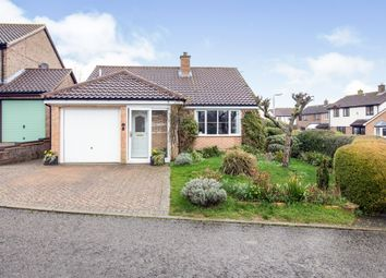 Thumbnail 2 bedroom detached bungalow for sale in Crabtree Close, Olney