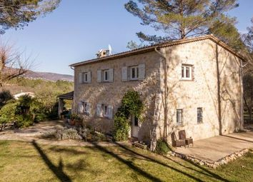 Thumbnail 4 bed property for sale in Roquefort Les Pins, French Riviera, 06330