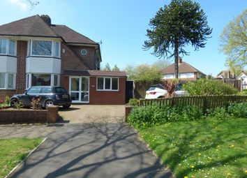 3 bed semi-detached house for sale in Lordswood Road, Harborne, Birmingham B17