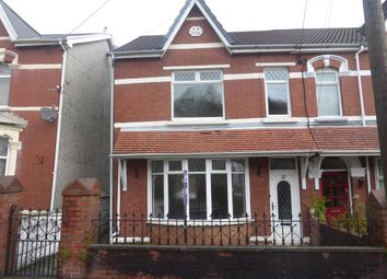 Thumbnail 3 bed semi-detached house for sale in Neath Road, Maesteg