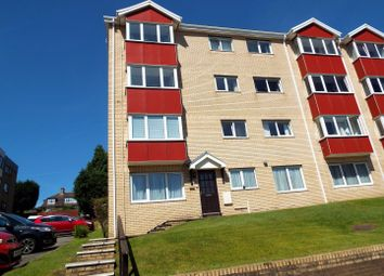 Thumbnail 2 bedroom flat for sale in 60 Long Oaks Court, Sketty, Swansea