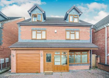 Thumbnail 7 bed detached house for sale in Montague Road, Smethwick