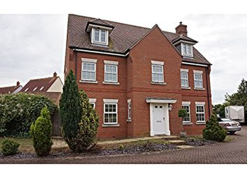 6 bed detached house for sale in Gershwin Boulevard, Witham CM8