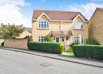 Thumbnail 4 bed detached house for sale in Orton Way, Belper