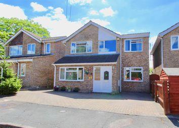 4 bed detached house for sale in Worthington Close, Stilton, Peterborough PE7