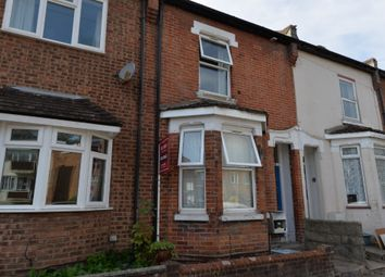 Thumbnail 4 bed terraced house for sale in Woodside Road, Southampton
