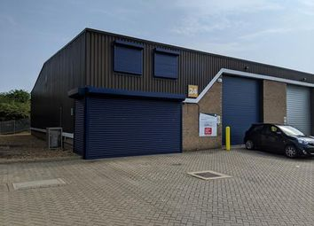 Thumbnail Light industrial to let in Millbrook Close, St James Mill Business Park, Northampton