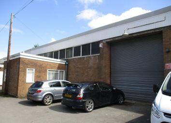 Industrial to let in Taverner Trading Estate, Caerleon NP18