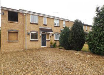 Thumbnail 3 bedroom semi-detached house for sale in Kinnears Walk, Orton Goldhay, Peterborough, Cambridgeshire