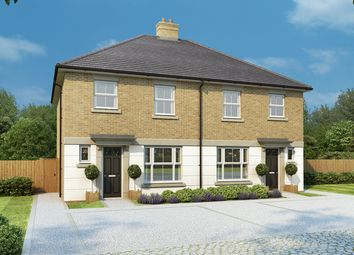 """Thumbnail 3 bed semi-detached house for sale in """"Hanover"""" at Southfleet Road, Ebbsfleet"""