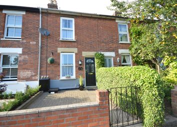 3 bed terraced house for sale in Manor Road, Colchester CO3