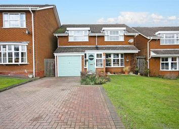 Thumbnail 4 bed detached house for sale in Edyvean Close, Bilton, Rugby, Warwickshire