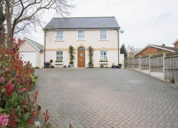 Thumbnail Detached house for sale in Chequer Lane, Ash, Canterbury