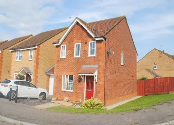Thumbnail 3 bed detached house for sale in Fuchsia Way, Rushden