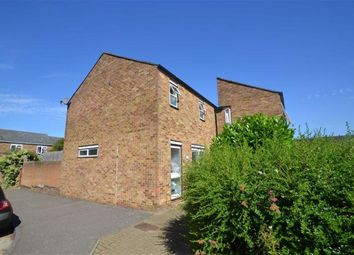 Thumbnail 2 bedroom end terrace house for sale in Brockles Mead, Harlow, Essex