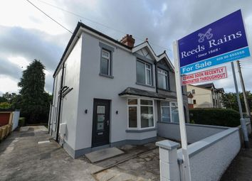 Thumbnail 3 bed semi-detached house for sale in Reaville Park, Dundonald, Belfast
