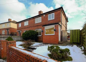 Thumbnail Semi-detached house for sale in Brampton Gardens, Throckley, Newcastle Upon Tyne