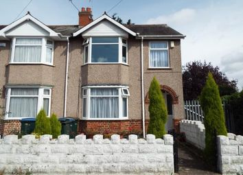 Thumbnail 3 bedroom end terrace house for sale in Wykeley Road, Wyken, Coventry, West Midlands