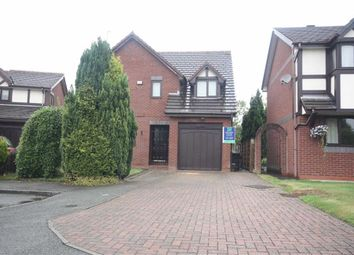 Thumbnail 4 bedroom detached house to rent in Bellpit Close, Worsley, Manchester