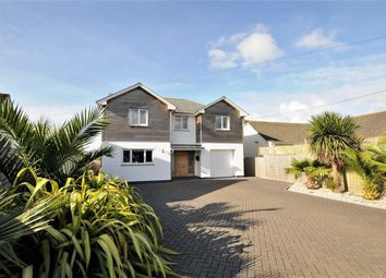 Thumbnail 4 bed detached house for sale in Poughill, Bude, Cornwall