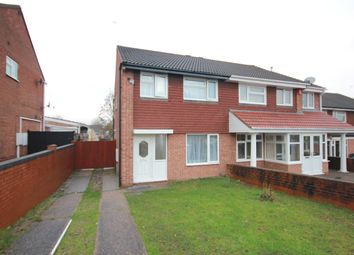3 bed semi-detached house to rent in Brougham Street, Birmingham B19